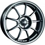 Диск колесный OZ Alleggerita HLT 7.5xR18 5x112 ET50 ЦО75 серый тёмный матовый W0182920322