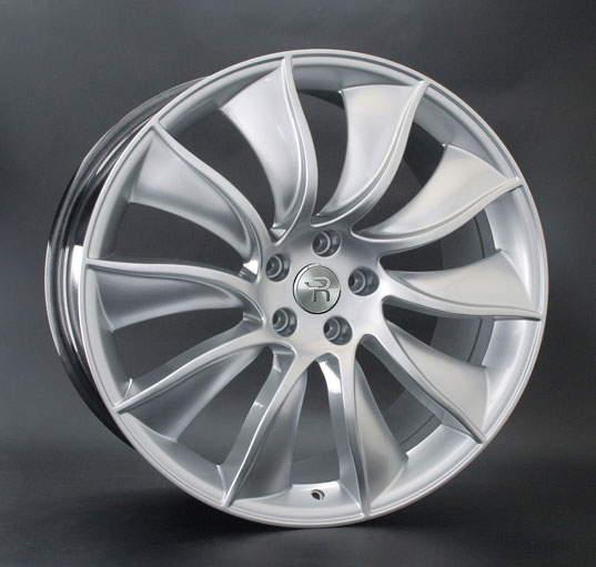 Диск колесный REPLAY INF15 9,5xR21 5x114,3 ET50 ЦО66,1 серебристый темный 018890-040158010