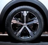 """Диск колесный R18 """"Los Angeles"""" 98116350EH для Peugeot 3008 2017 -"""