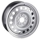 Диск колесный Trebl X40018 7xR17 6x139.7 ET38 ЦО100.1 серебристый 9138179