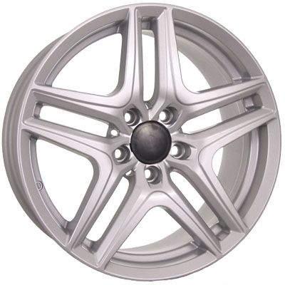 Диск колесный NEO 823 8xR18 5x112 ET40 ЦО66,6 серебристый rd832548