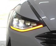 Светодиодные сигналы поворота передних фар и ДХО для Hyundai Sonata ( Хендай Соната ) DN8 ( 2020 + )