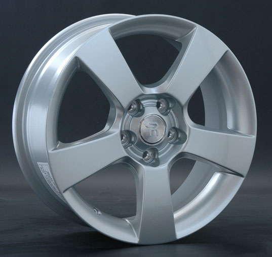 Диск колесный Replay GN26 6,5xR16 5x105 ET39 ЦО56,6 серебристый 016234-100025015