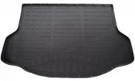 Коврик багажника (полиуретан), чёрный (с докаткой) Norplast NPA00-T88-701 для Toyota RAV4 2015-
