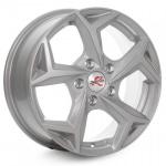 Диск колесный X'trike НF-611 10xR22 5x112 ET45 ДЦО66,6 серебристый 40160