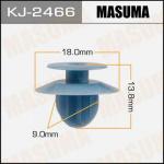 Клипса автомобильная (автокрепеж), 1 шт., Masuma KJ-2466