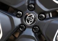 Колпаки черные Toyota RAV4 2019-