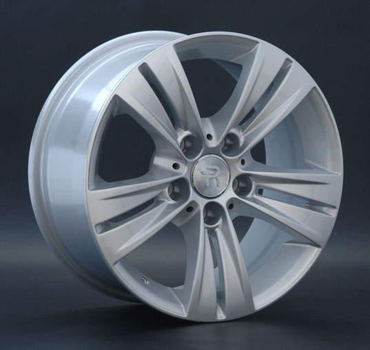 Диск колесный REPLAY B52 9,5xR20 5x120 ET45 ЦО72,6 серебристый 041912-960046006