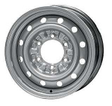 Диск колесный KFZ 9950 6xR15 6x139.7 ЕТ33 ЦО93 серебристый 85674890044