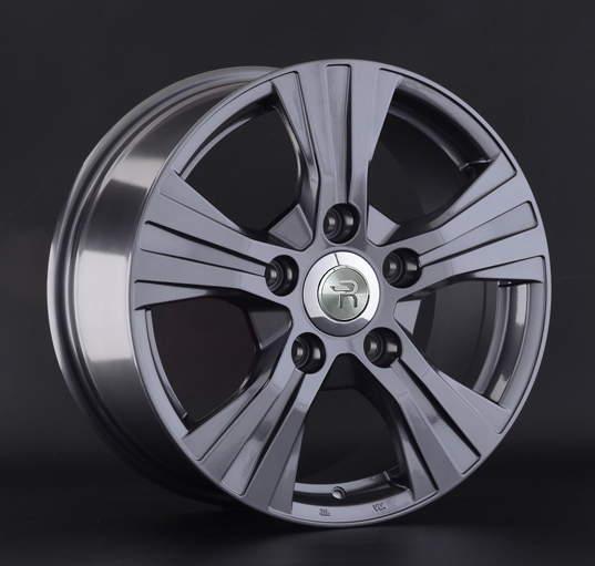 Диск колесный REPLAY TY248 8xR18 5x150 ET56 ЦО110,1 серый темный глянцевый 044807-160729009