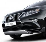 Накладка на передний бампер Lexus PZ402-K0952-00 для LEXUS RX (2015 - по н.в)