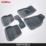 Коврики в салон 3D ворсовые SEINTEX 84746 для Chevrolet Malibu