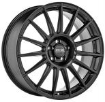 Диск колесный OZ Superturismo Dakar 10xR21 5x120 ET40 ЦО79 чёрный матовый W01932200R9