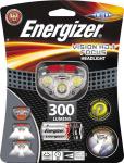 Налобный фонарь Energizer HLE300280503 Vision HD 3xAAA, tray