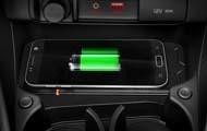 Беспроводная зарядка ZK99INSKISEQI для Kia XCeed 2020 ( КИА ИксСиид )