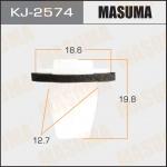 Клипса автомобильная (автокрепеж), уп. 50 шт. Masuma KJ-2574
