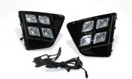 Дневные ходовые огни, диодные Jie Automotive для Hyundai Creta