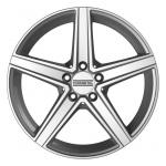 Диск колесный Fondmetal Ioke 8xR18 5x112 ET48 ЦО66.5 серебристый глянцевый FMI03 8018485112 GA0
