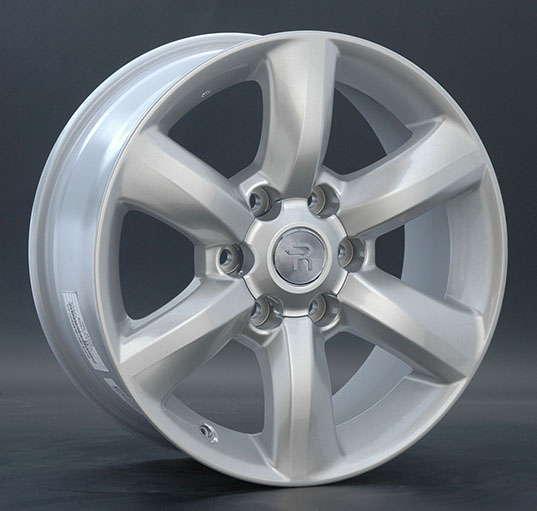 Диск колесный Replay LX50 7,5xR17 6x139,7 ET25 ЦО106,1 серебристый 025986-050668007