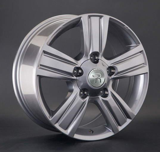 Диск колесный REPLAY LX49 8xR18 5x150 ET56 ЦО110,1 серый темный глянцевый 043243-040667009