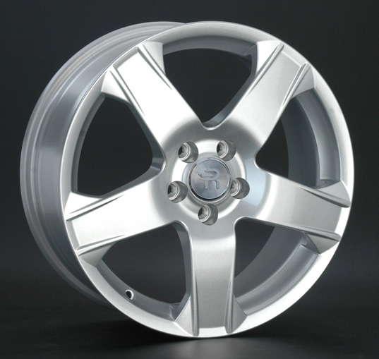Диск колесный Replay GN35 6,5xR16 5x105 ET39 ЦО56,6 серебристый 018850-180025015