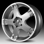 Диск колесный MOMO Storm G.2 8,5xR20 5x112 ET45 ЦО73,1 серебристый WSGS85045512Z