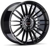 Диск колесный Borbet CW3 8.5xR19 5x130 ET53 ЦО71.6 чёрный глянцевый 221161