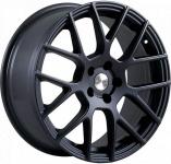Диск колесный СКАД Стилетто 8xR18 5x114.3 ET45 ЦО67.1 чёрный матовый 1860725