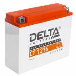 Аккумулятор (16 А/ч) Delta CT1216