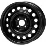 Диск колесный Bantaj BJ8114 6xR15 4x100 ЕТ48 ЦО54.1 черный BJ8114