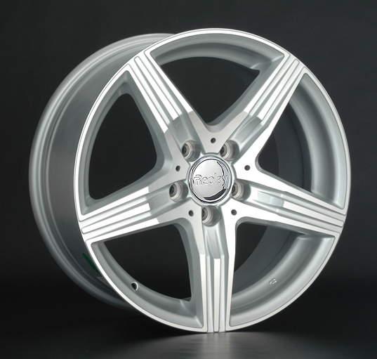 Диск колесный REPLAY MR111 8,5xR20 5x112 ET53 ЦО66,6 серебристый с полированной лицевой частью 041776-070060006