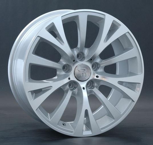 Диск колесный REPLAY B121 8xR18 5x120 ET20 ЦО72,6 серебристый с полированной лицевой частью 017279-040023001
