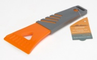 Скребок с резиновой рукояткой (длина 18 см) Airline AB-P-03
