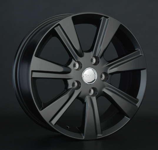 Диск колесный Replay TY89 6,5xR16 5x114,3 ET45 ЦО60,1 черный матовый 021392-030120004