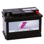 Аккумулятор автомобильный  (74 А/ч) Afa AF-H6-74
