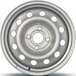 Диск колесный LADA 5x16 5x139,7 ET58 ЦО98,5 серебристый 21214-3101015-00