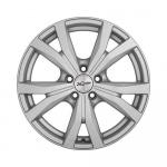 Диск колесный X'trike X-119 6,5xR16 5x114.3 ET35 ЦО67.1 насыщенный серебристый 29090