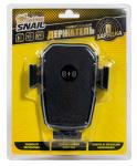 Держатель универсальный с беспроводной зарядкой Golden Snail GS 9129
