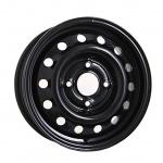 Диск колесный Magnetto 17007 7xR17 5x114.3 ЕТ49 ЦО67.1 черный 17007 AM