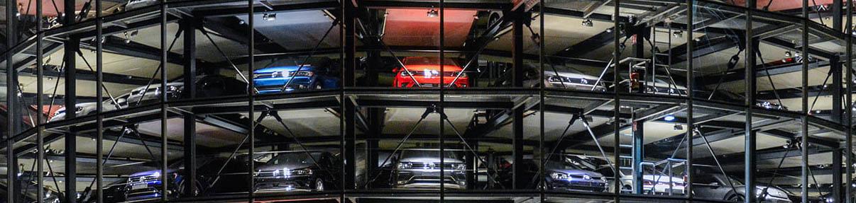 Три самых популярных автомобиля на рынке автозапчастей