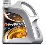 Моторное масло (S Synth 10W-40 кан. 4 л.) G-energy 253140158