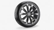 """Зимнее колесо в сборе R19 """"Chennai"""" Continental WinterContact VAG 3G8073229DM9 для Volkswagen Arteon 2017 -"""