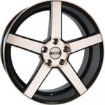 Диск колесный NEO V03-1560 6xR15 4x100 ET40 ЦО60.1 чёрный с полированной лицевой частью rd833144