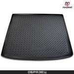 Коврик багажника Норпласт полиуретан черный NPA00T69025 Renault Arkana 2019-
