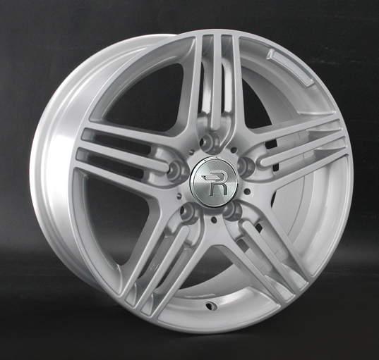 Диск колесный REPLAY MR74 8,5xR18 5x112 ET48 ЦО66,6 серебристый 017514-040060011