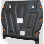 Защита картера и кпп ALFeco для Lexus NX 2015 г.в по н.в. - 2.0 turbo