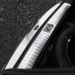 Защитные накладки на задний бампер для KIA Sportage IV 2016 -