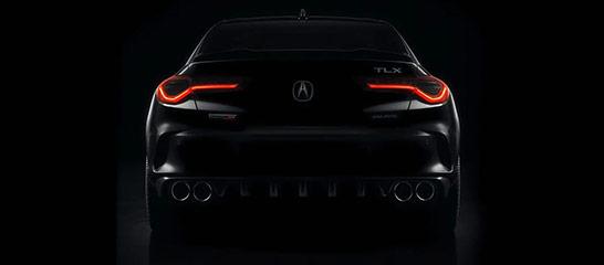 Анонсирован седан Acura TLX второго поколения<