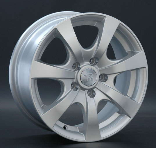 Диск колесный Replay OPL20 6,5xR15 5x105 ET39 ЦО56,6 серебристый 006996-121101