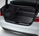 Коврик в багажник жесткий с бортиком Jaguar T4N7501 для Jaguar XE 2015 -